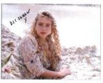 Dee Sadler Doctor Who, No Place Like Home Signed 10 x 8 #3